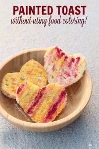 rainbow-toast-no-food-coloring
