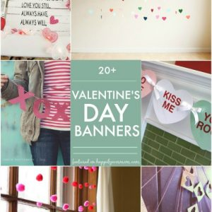 20+ Valentines Day Garlands