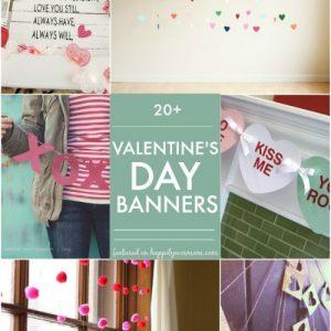 20+ Valentines Day Garlands