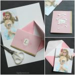 "DIY Photo Booth Thank You Cards Inspired by ""The Thank You"" Book"