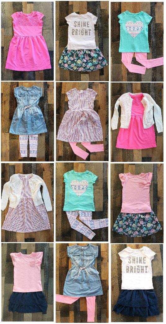 Clothes mix match 14 Fun
