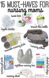 breastfeeding-must-haves