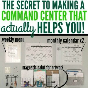 The Secret to Making Command Centers That Actually Helps You!
