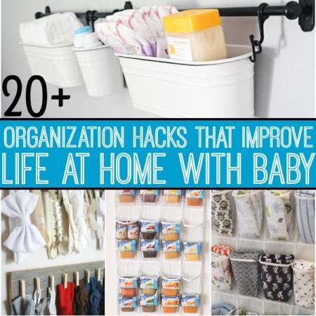 organization-hacks-for-parents
