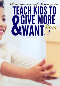 teach-kids-give-more-want-less