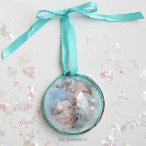 Make a Snow Globe Ornament