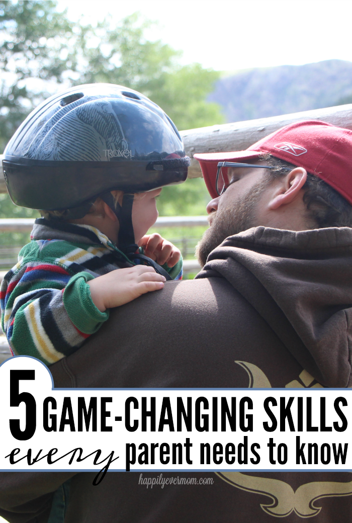 LOVE this post! I get discouraged some days, but focusing on these skills is exactly what I need to do. It reminds me that parenting doesn't have to be complicated, instead focusing on just a few things can make a huge impact on my life and on my kids. LOVE!