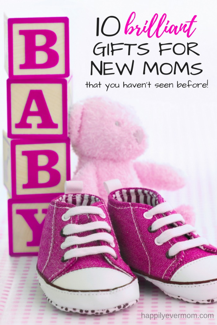 Baby Gifts For New Moms : Brilliant gifts for new moms that will make them love