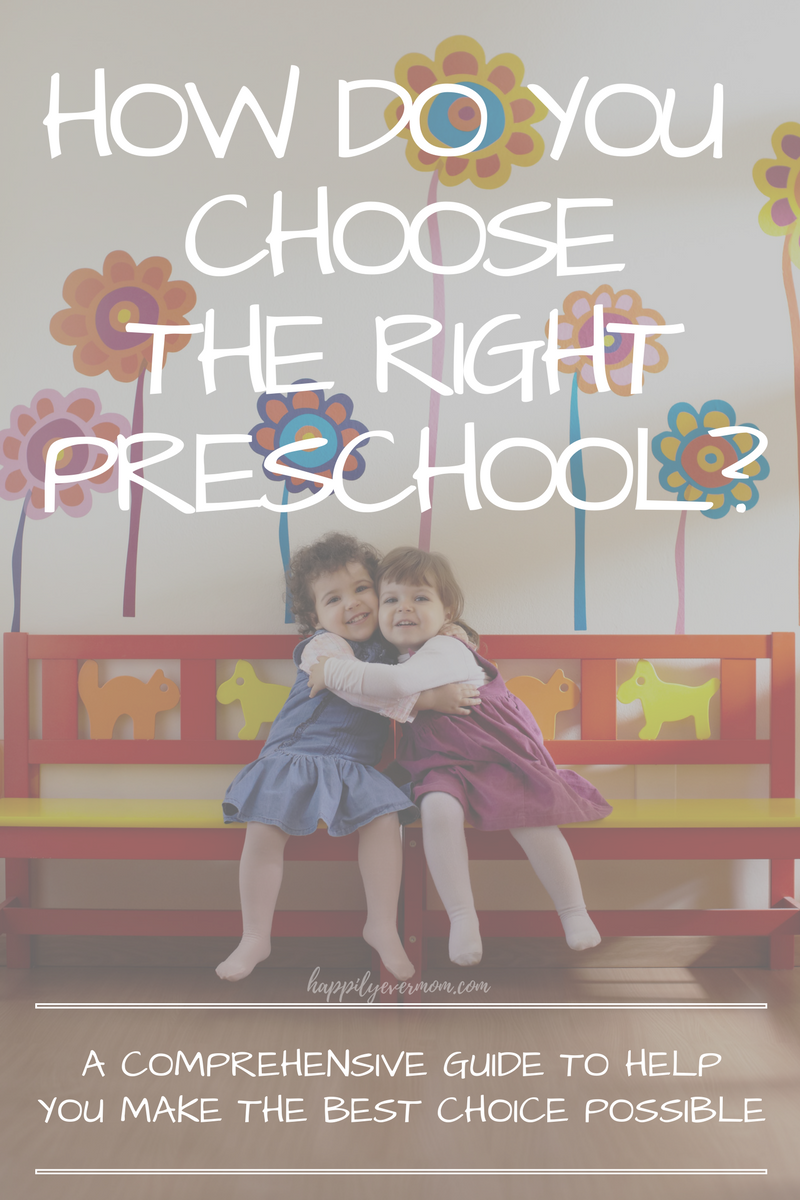 Simple tips to choose a preschool. Picking a preschool may seem overwhelming, but it doesn't have to be. If you know what to look for when you tour a preschool, you'll be able to see what's most important for you, your family, and your child. | choosing a preschool, time for preschool, preschool guide, preschool curriculum, questions about preschool, how to
