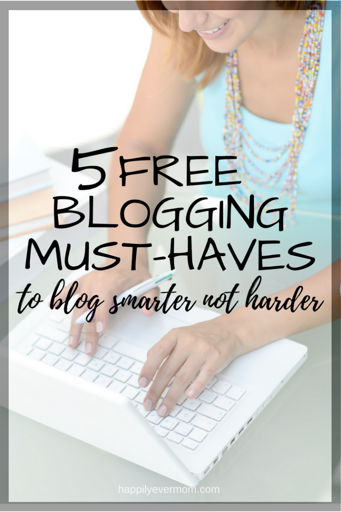 Free blogging resources to start making money from your blog without getting overwhelmed!
