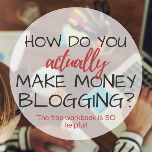How to *Actually* Make Money Blogging
