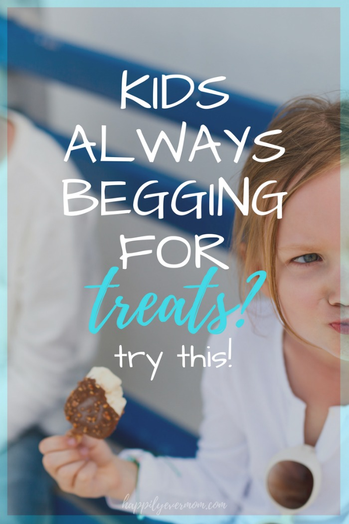 If you're trying to set limits with sweets and treats in your house - try this. I've read a lot of posts about how to moderate sugar and sweets, but this works!