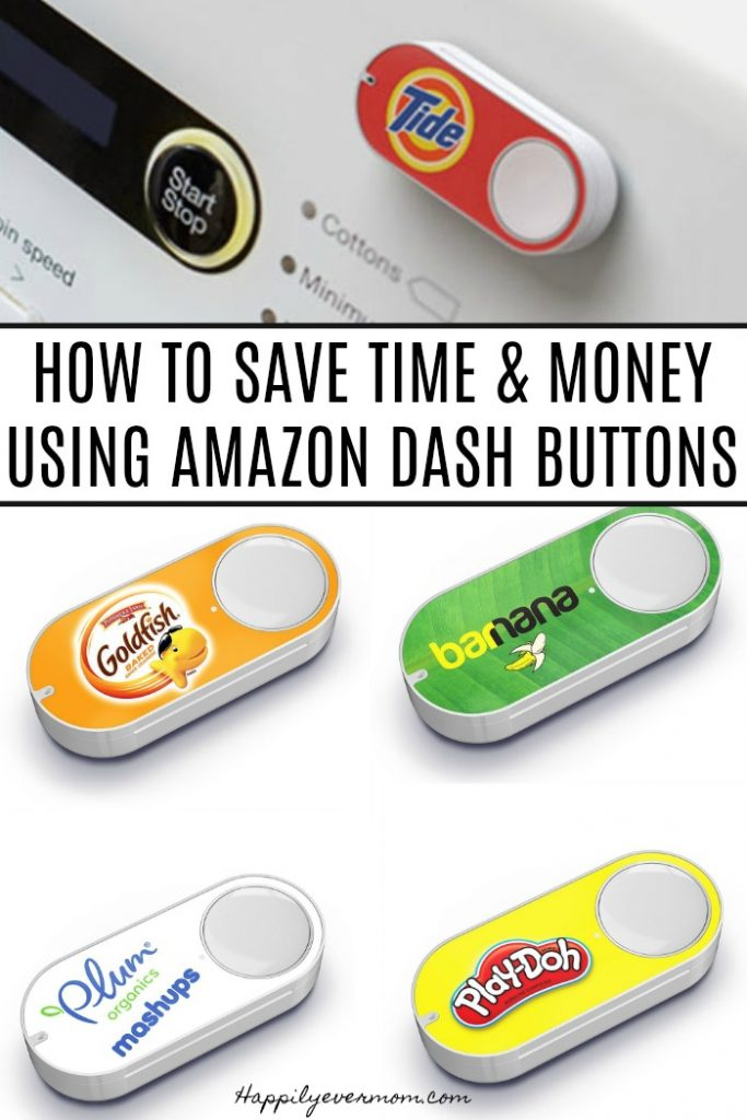 Why Amazon dash buttons will save you time and money especially during the busy months of summer. If you love to host, have little ones or have family and friends over often, these are a life-saver. #ad