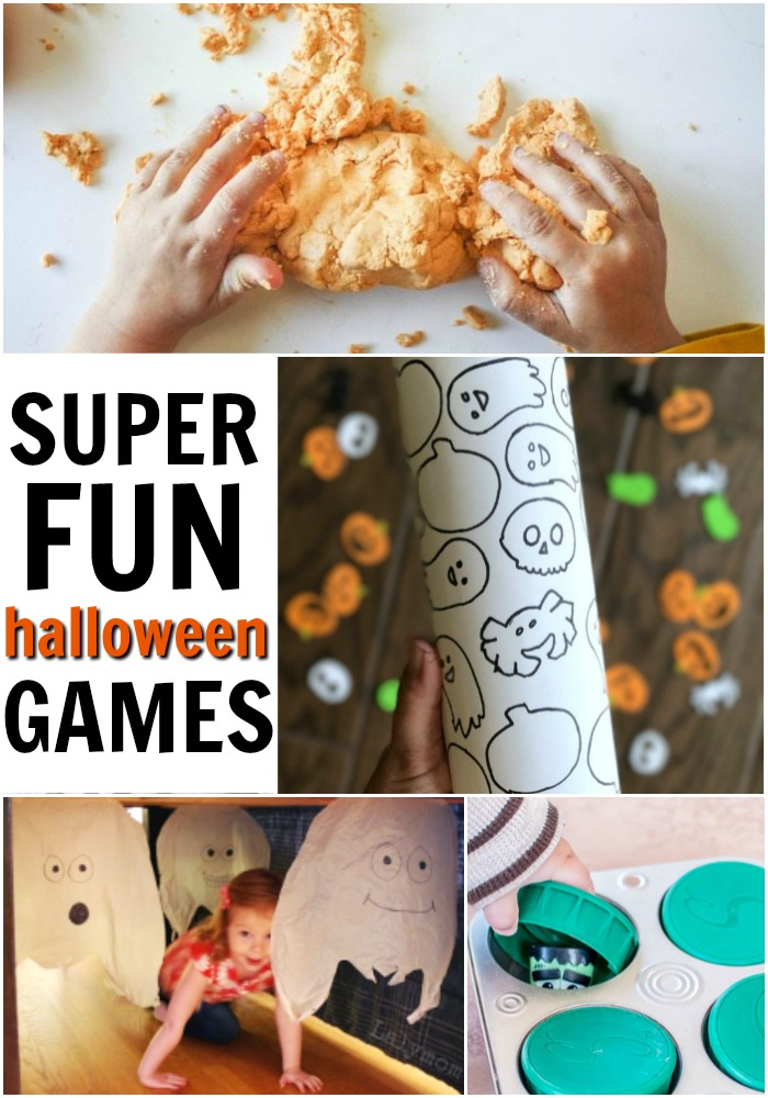 Awesome Halloween kids activities that are easy and quick to set up. Art, crafts, games, and activities to keep little ones happy and entertained.
