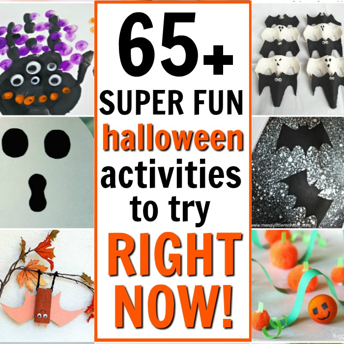 halloween crafts for toddlers 65 activities to try right now 4606
