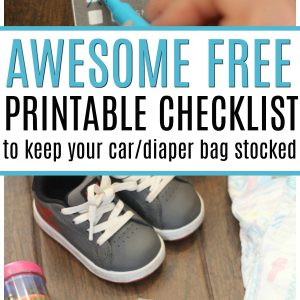 Car Hack for Busy Families – How to *Always* Stay Stocked Up on Mom Essentials