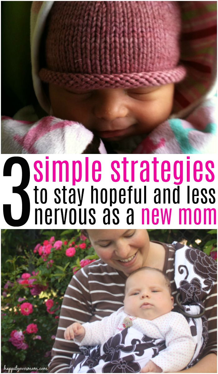 3 tips for New Moms that your best friend should have told you. I love how honest #3 is because it fills new moms with hope even though the first year can make you feel so darn nervous. #ad #pamperspurejoy