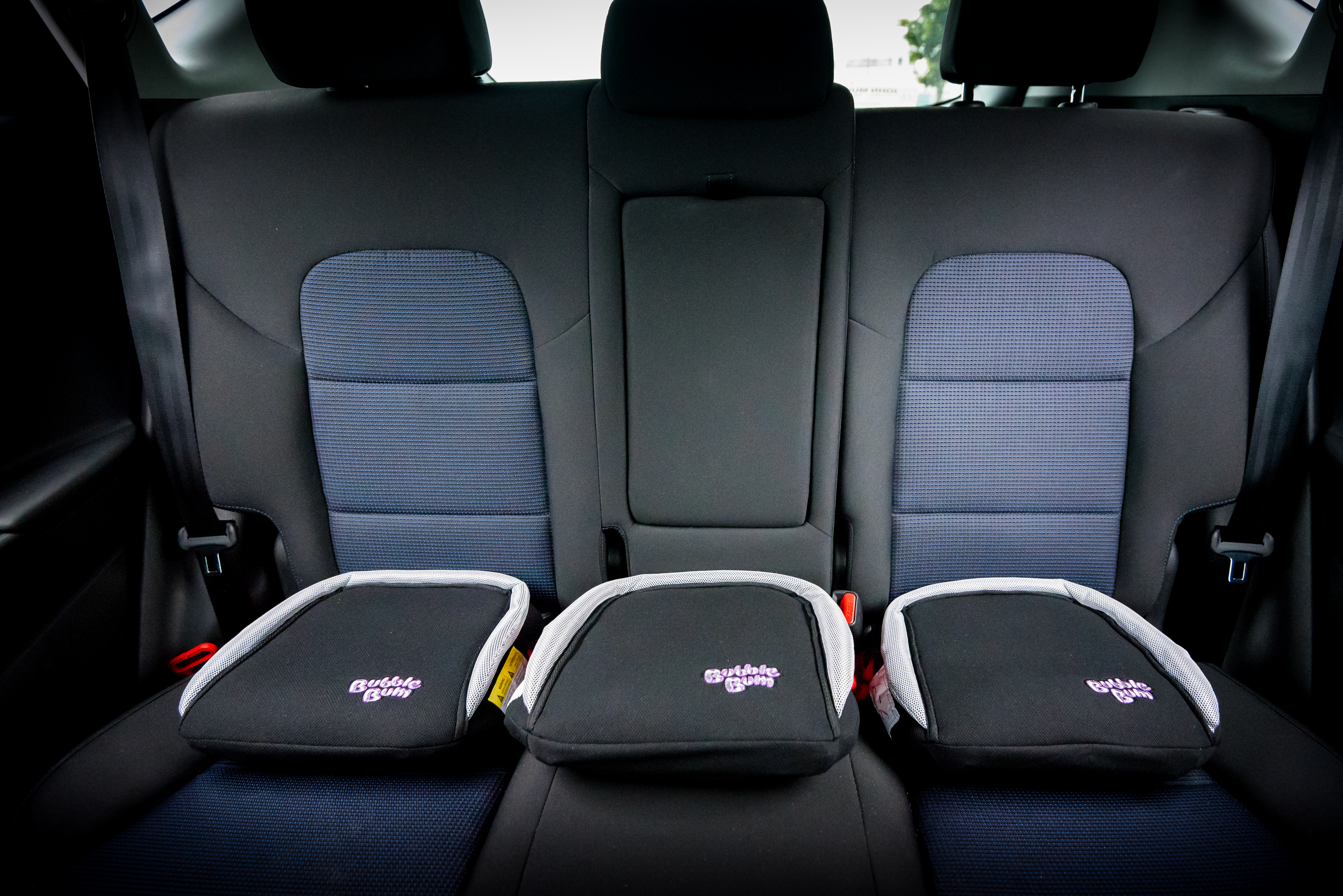 Carpooling and Travel Hack for Busy Moms: BubbleBum the Easy to Use ...