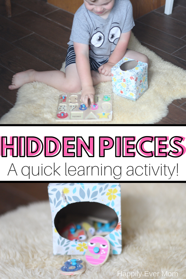 YES! What a simple way to play at home with my preschooler. Love the simplicity of this activity. It was surprisingly fun!!