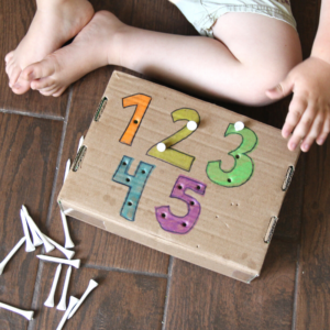 Hammering Numbers: A Fun Learning Activity for Kids